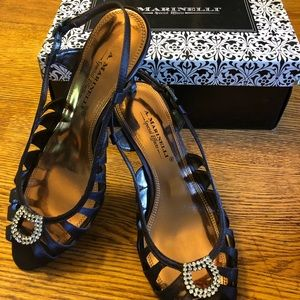 NEW. A. Marinelli Special Effects Slingbacks